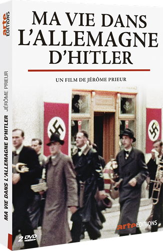 Моя жизнь в гитлеровской Германии / My Life in Hitler's Germany (Ma vie dans l'Allemagne d'Hitler) (2018) HDTVRip [H.264/1080p-LQ] (cерии 1-2)