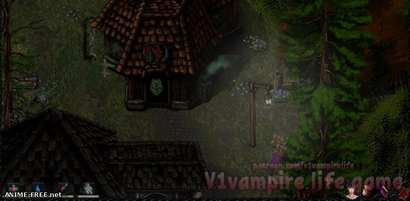 Vampire Life [2016-2018] [Uncen] [RPG] [RUS] H-Game