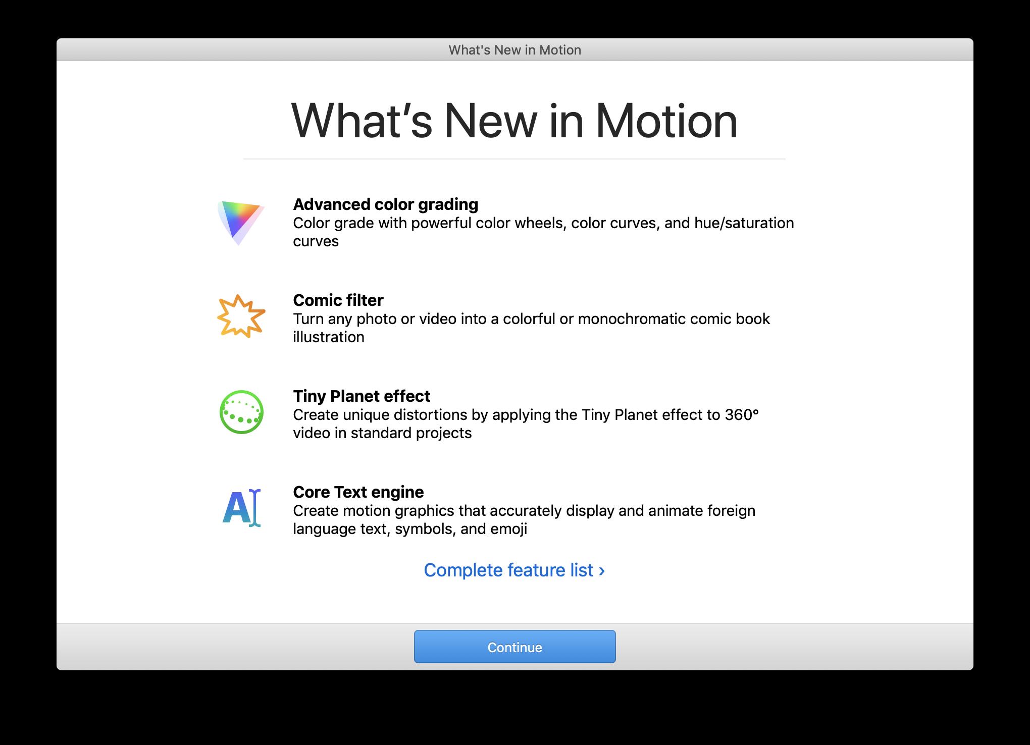 Motion [5.4.2] (2018/macOS/Английский)