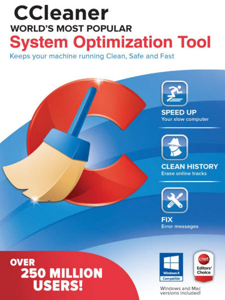 CCleaner v5.49.6856 Editions