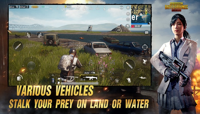 telecharger PUBG mobile apk