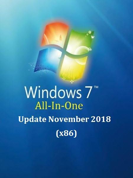 Windows (6-in-1) Multi-2 (x86) November