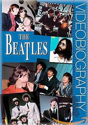 Битлз - Видеография / The Beatles - Videography (1963-1970) DVDRemux (2 диска)
