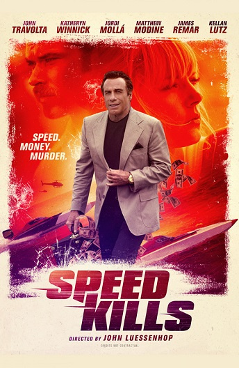 Скорость убивает / Speed Kills (2018) WEB-DLRip