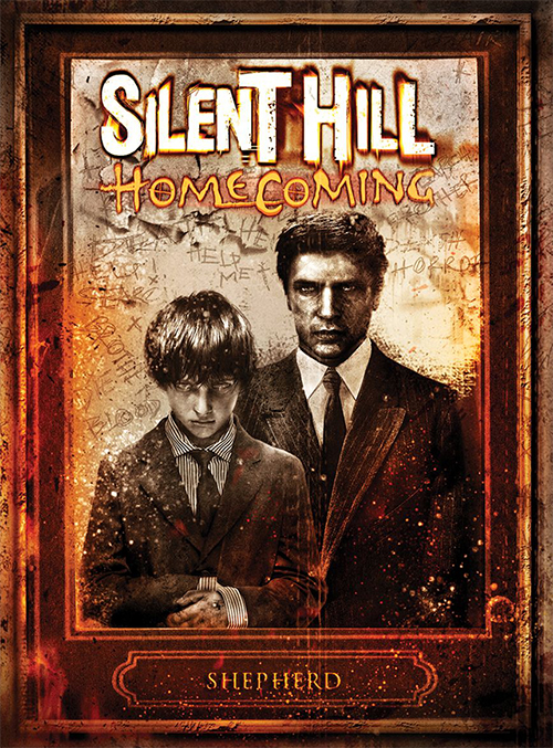 [XBOX360] Silent Hill: Homecoming [FULL][GOD][RUS TEXT / ENG SOUND]