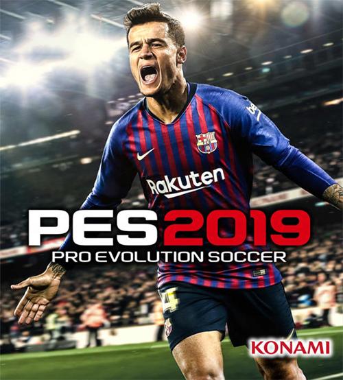 Pro Evolution Soccer 2019 [P] [RUS + ENG + 13 / ENG + 10] (2018) [Scene]