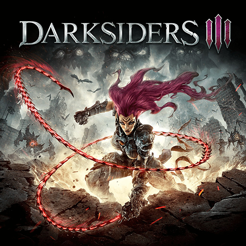 Darksiders III: Deluxe Edition [v 1.32 + DLCs] (2018) PC | Repack от xatab