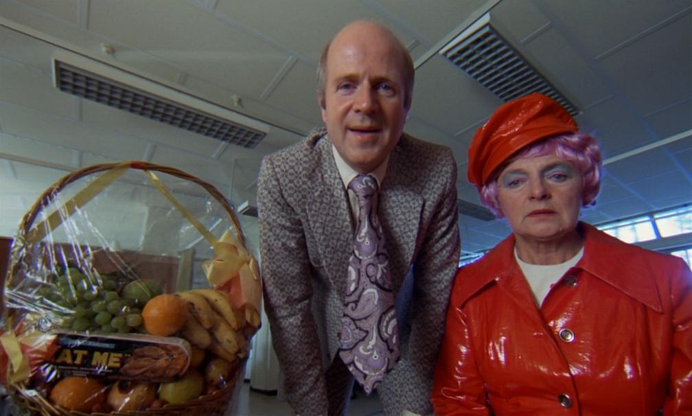 Заводной апельсин / A Clockwork Orange (1971/BDRip-AVC)
