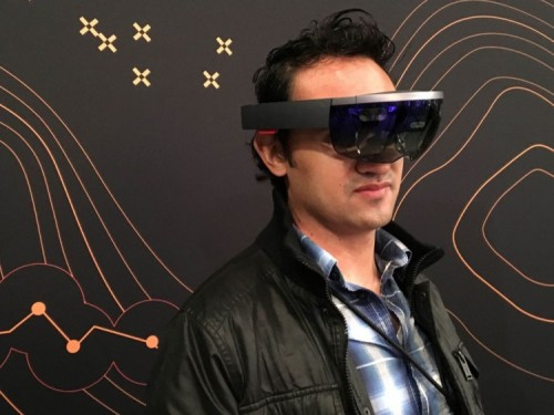 Microsoft поставит Пентагону гарнитуры смешанной реальности HoloLens [В мире]