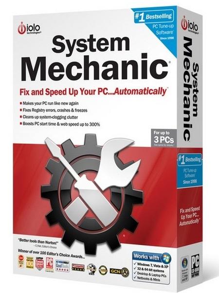 System Mechanic Pro v18.0.1.391