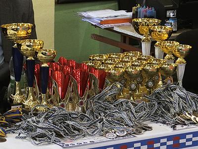 Чемпионат города по пара-каратэ
