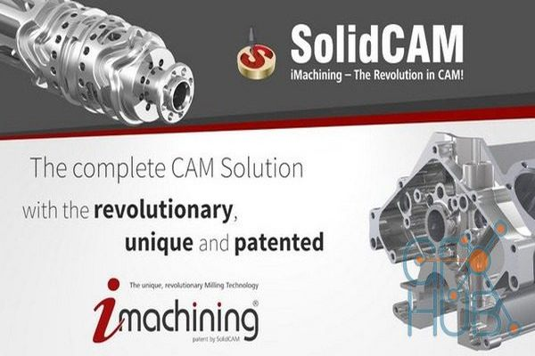 SolidCAM 2018 SP2 HF6 for SolidWorks 2012-2019 (x64) Include Crack
