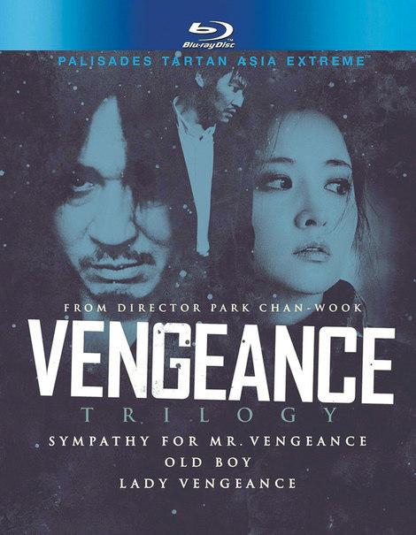 Трилогия мести / The Vengeance Trilogy (2002 / 2003 / 2005) BDRip [H.265/1080p] [10-bit]