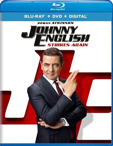 Johnny English Strikes Again 2018 1080p Bluray X264-EVO