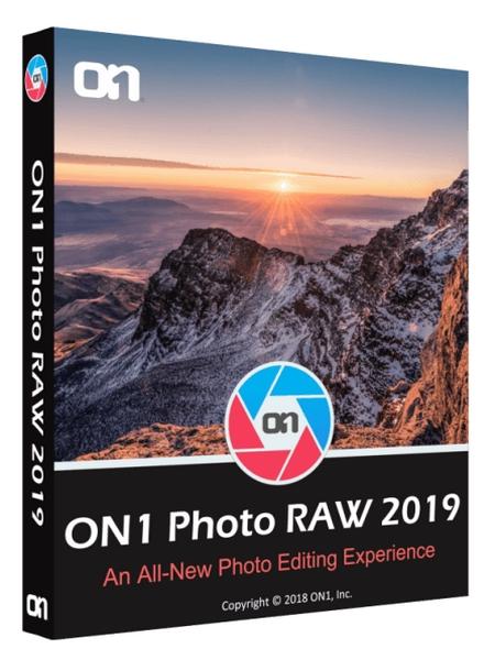 ON1 Photo RAW 2019.1 (13.1.0.6264) Include Keygen