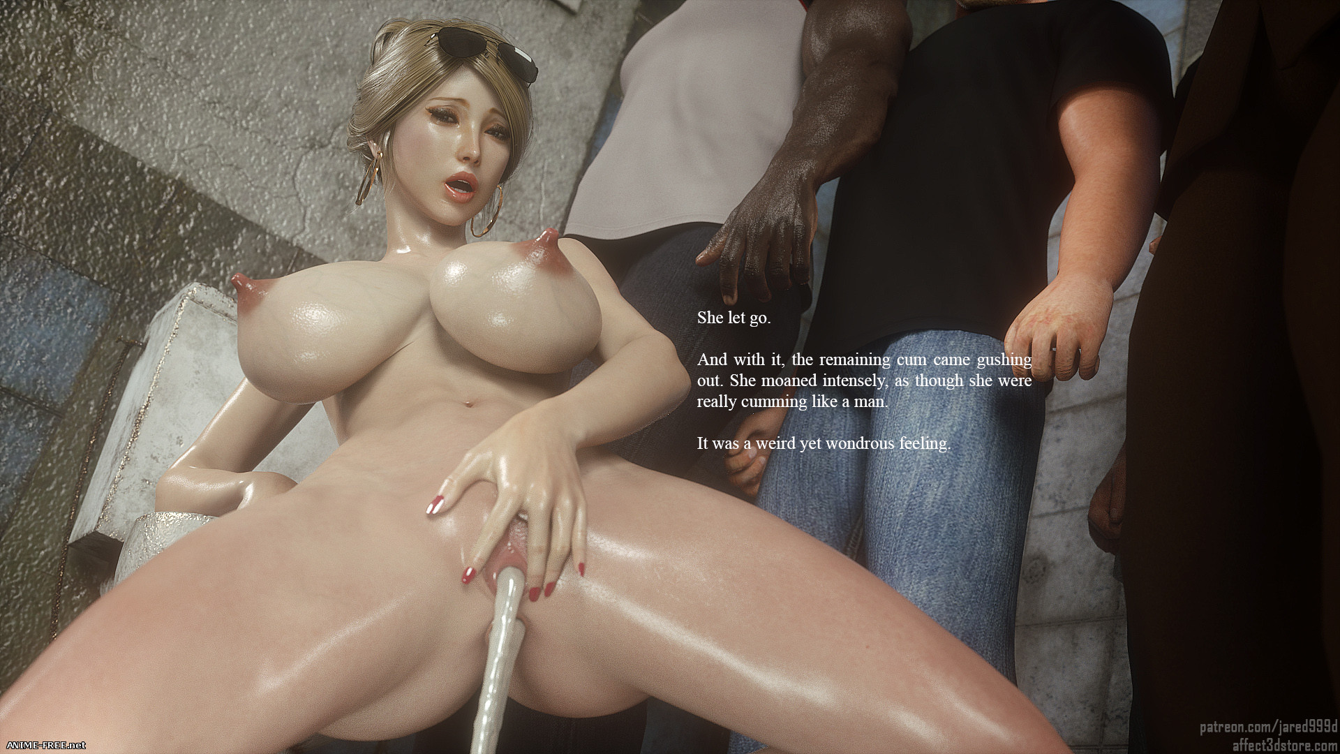 Wild Suzi's Uncontrollable Lust Part 3 [3DCG] [Uncen] [ENG] Porn Comics