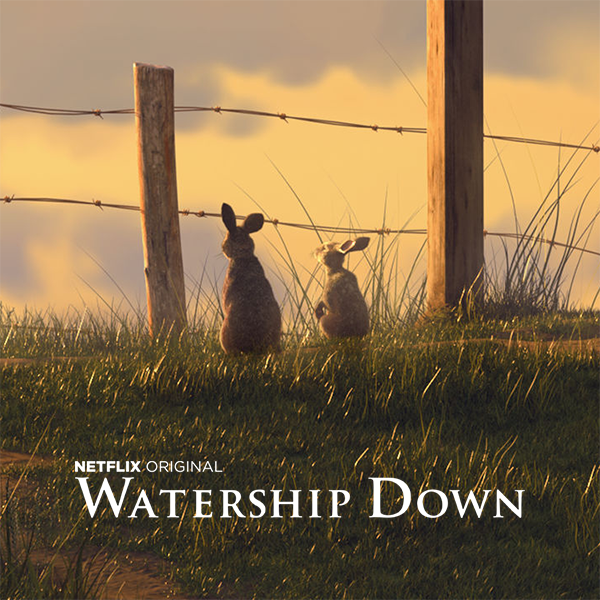 Обитатели холмов / Watership Down [S01] (2018) WEBRip | Netflix