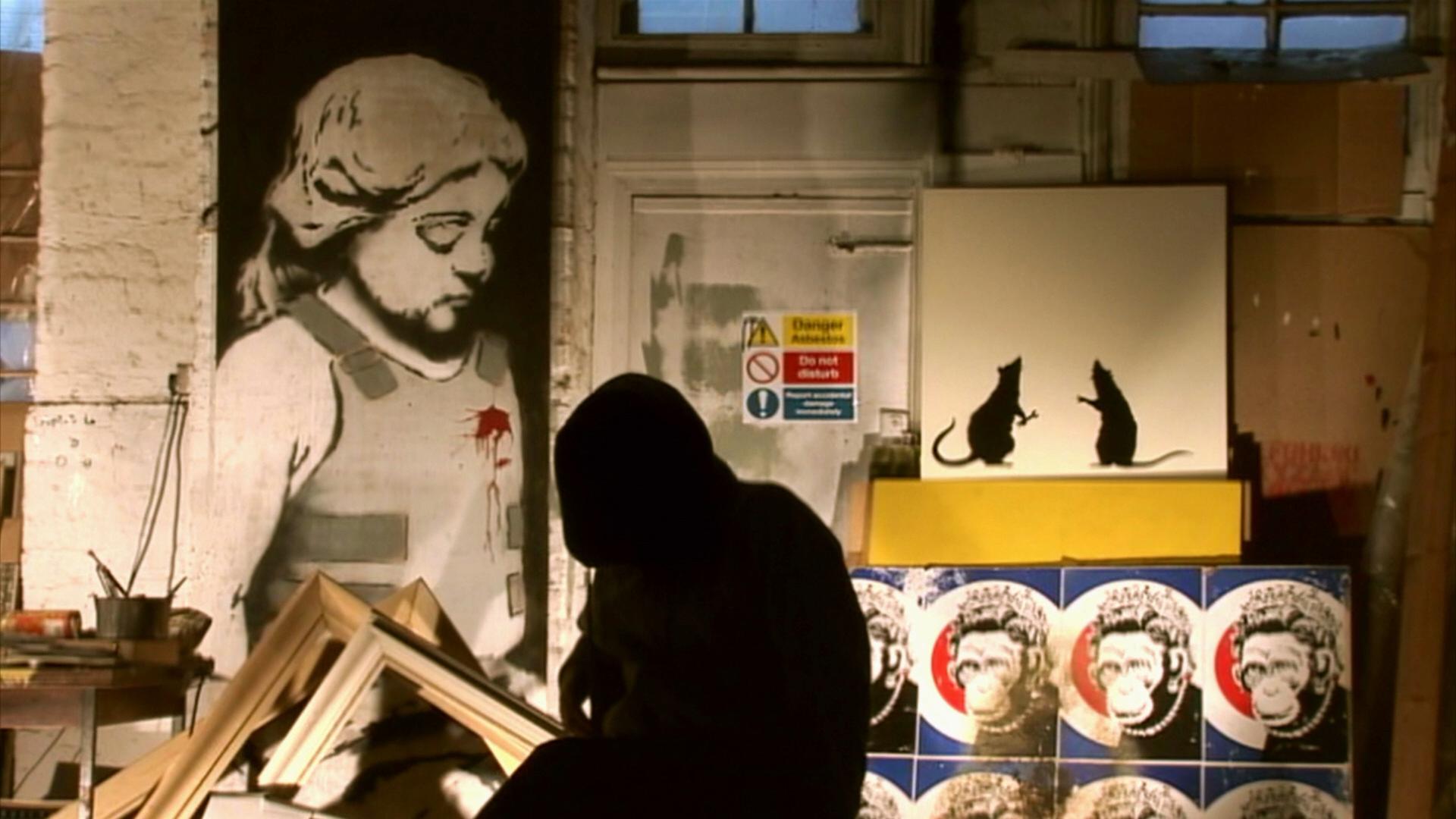 Выход через сувенирную лавку / Exit Through the Gift Shop (2010/BDRemux) 1080p