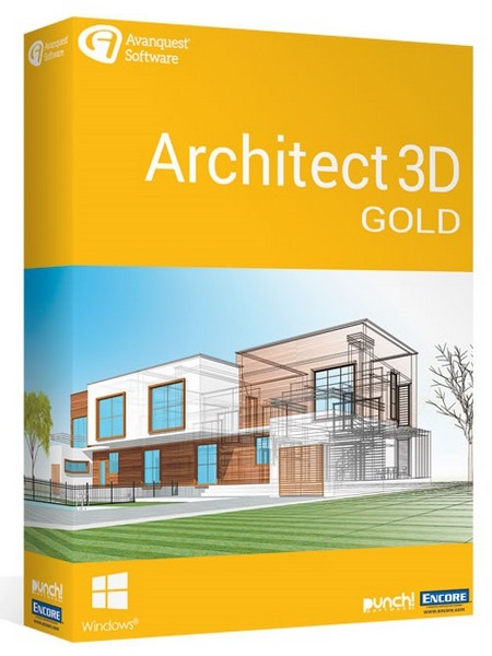 Avanquest Architect 3D Gold 2018 v20.0.0
