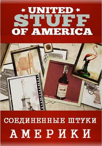 History Channel. Соединенные штуки Америки / United Stuff of America (2014) HDTVRip [H.264/720p-LQ] (1-8 серия из 8)