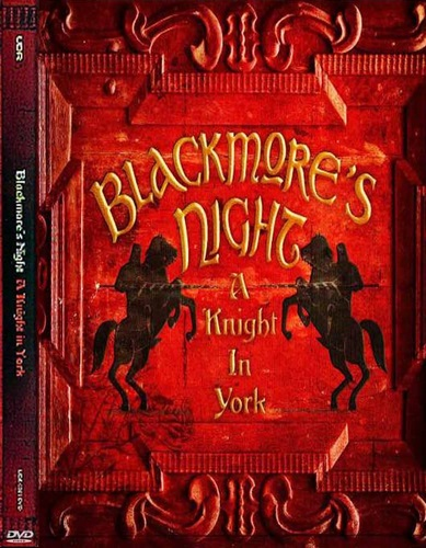 Blackmore's Night - A Knight In York (2012, Blu-ray)