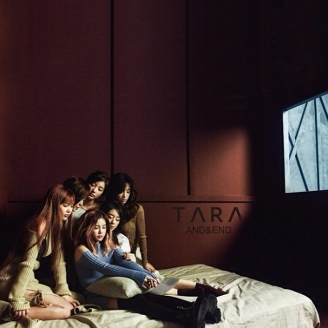 20190110.1240.43 T-ara - And  End (Digital edition) cover 2.jpg