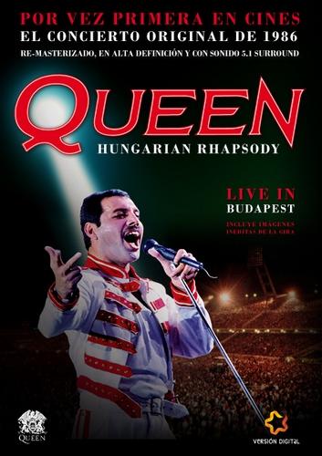 Queen - Hungarian Rhapsody Live in Budapest (1986, DVDRip)