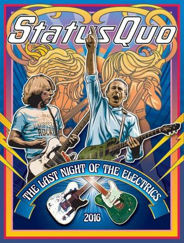 Status Quo - The Last Night Of The Electrics 2016 (2017, BDRip 1080p)