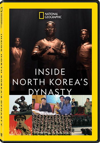 NG. Три вождя / Inside North Korea's Dynasty (2018) WEBRip [H.264/1080p-LQ] (серии 1-4 из 4)