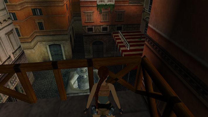 Tomb Raider 4: The Last Revelation (1999/PC/Английский), Лицензия