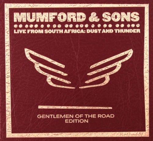 Mumford & Sons - Live from South Africa: Dust and Thunder (2018, 2xBlu-ray)