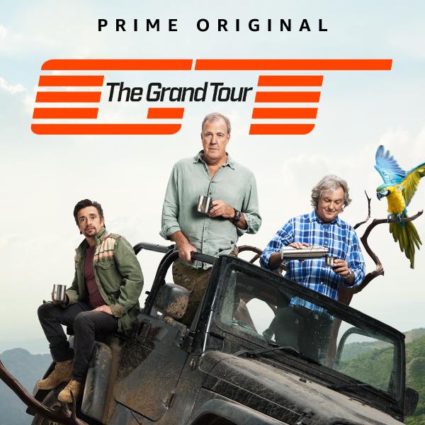 Гранд тур / The Grand Tour [04x01 из 10] (2019) WEB-DL 1080p | AlexFilm