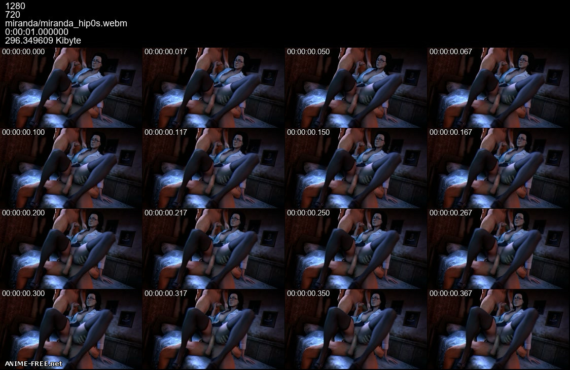 Hazard3000 Animation (Collection) [2018] [Uncen] [HD-1080p] [ENG] 3D-Hentai