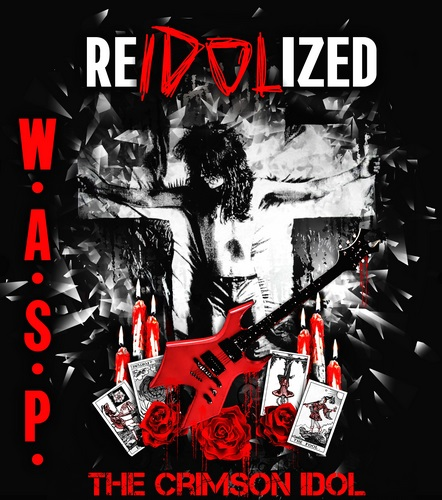 W.A.S.P. - ReIdolized The Crimson Idol (2018, BDRip, 1080p)
