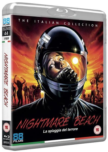 Добро пожаловать на каникулы / Nightmare Beach (1989) BDRemux 1080р