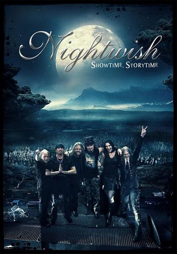 Nightwish - Showtime, Storytime (2013, 2xDVD9)