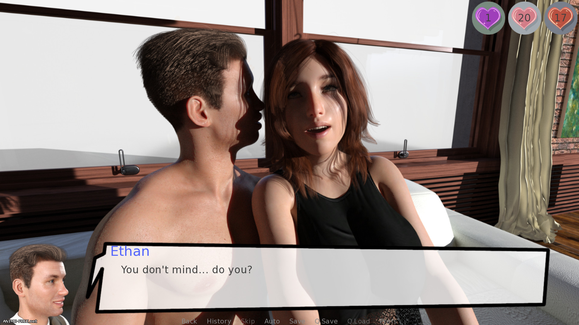 Sex Coach [2019] [Uncen] [ADV, 3DCG] [Android Compatible] [ENG] H-Game
