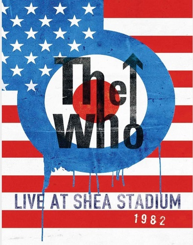 The Who - Live At Shea Stadium 1982 (2015, BDRip 720p)