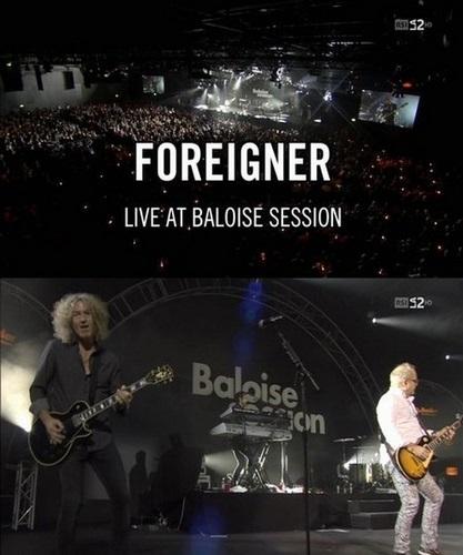 Foreigner - Live at Baloise Session (2014, HDTV 720p)