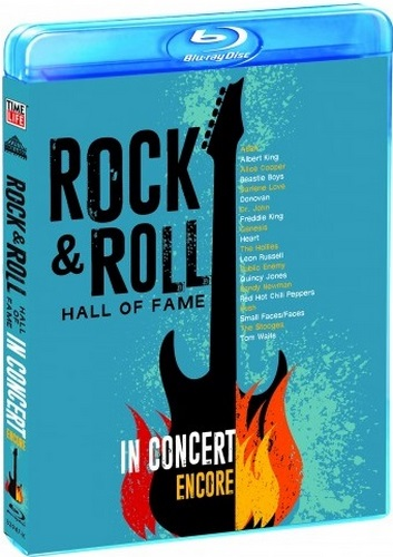 VA - The Rock And Roll Hall Of Fame - In Concert: Encore (2018) Blu-ray