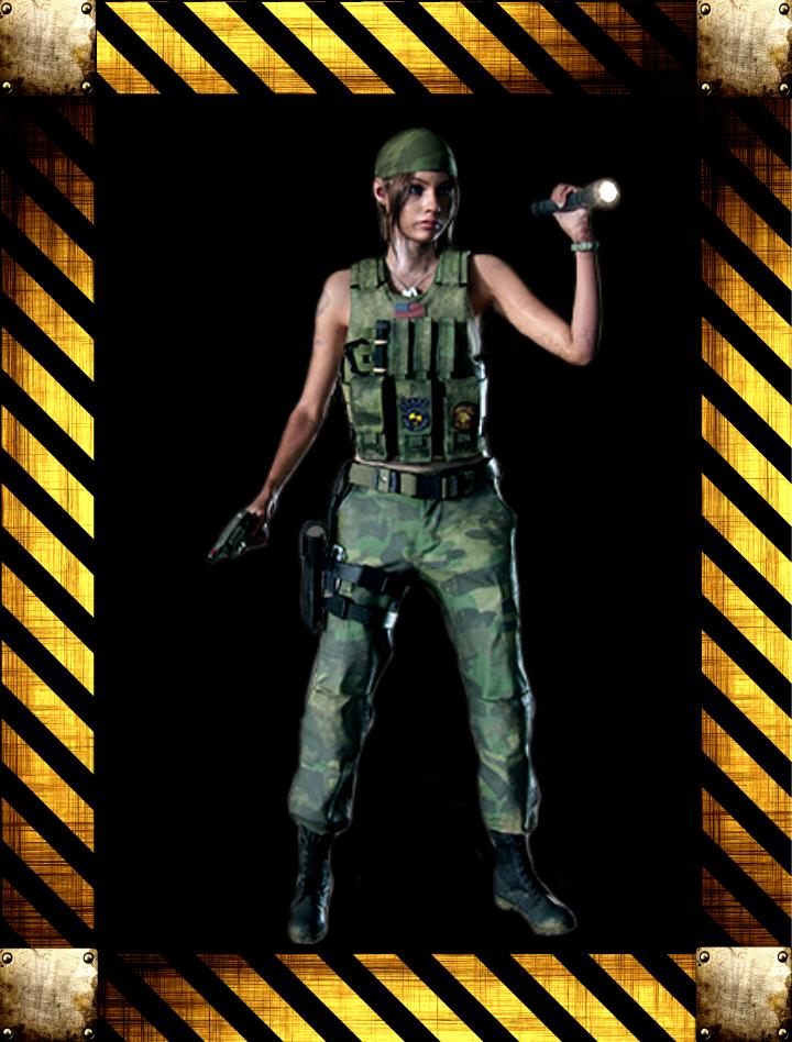 Персонажи Resident Evil 2: Remake Ca8ff2ac3c4ed925a97f2928d3a4cc07