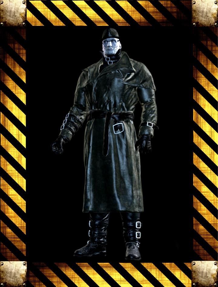 Враги Resident Evil 2: Remake A3d0658c41e60151ce052656e5a48fb6