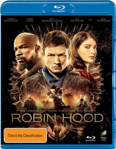 Robin Hood 2018 1080p BluRay x264-GECKOS