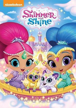Шиммер и Шайн / Shimmer and Shine (2015) WEBRip [H.264] (сезон 1-2, серия 1-40 из 40) [MP4|1280x720]