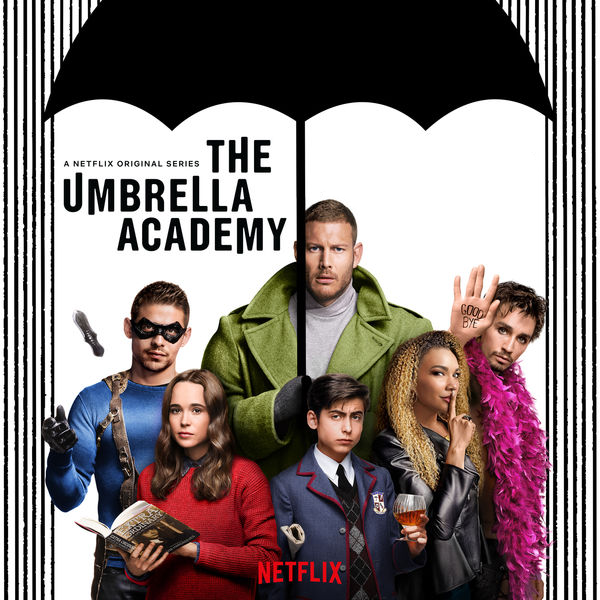 Академия «Амбрелла» / The Umbrella Academy [S01] (2019) WEB-DL 1080p | Пифагор