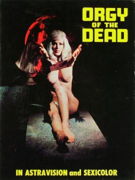 Оргия мертвецов / Orgy of the Dead (1965) BDRip 720p