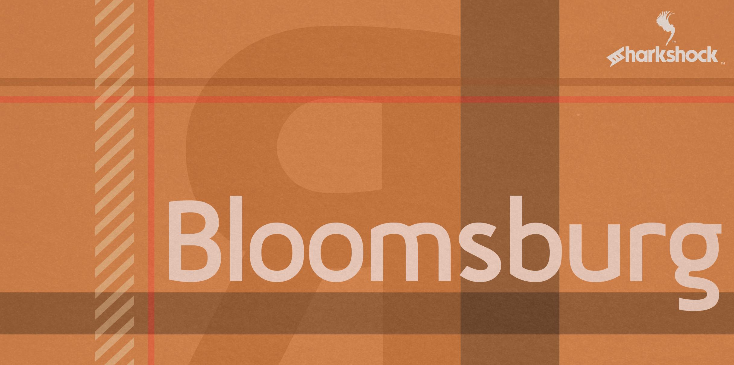 Шрифт Bloomsburg