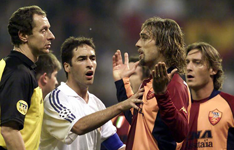 """Батистута: """"За """"Мадрид"""" я бы смог забить более 200 голов. Но это было бы скучно"""""""