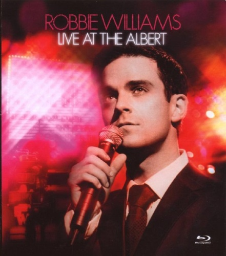 Robbie Williams - Live At The Albert (2001, BDRip 720p)