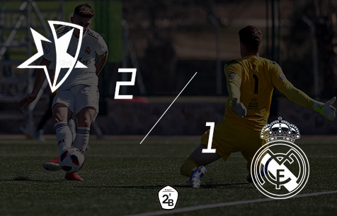 Internacional de Madrid - Real Madrid Castilla 2:1
